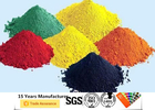 Cina Epoxy Resin Chemical Resistant Powder Coating, SGS Approval White Powder Coating pabrik